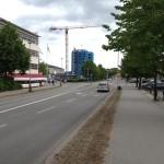 Bygge pågår Stationsgatan2 Foto: Kjell Gustafson