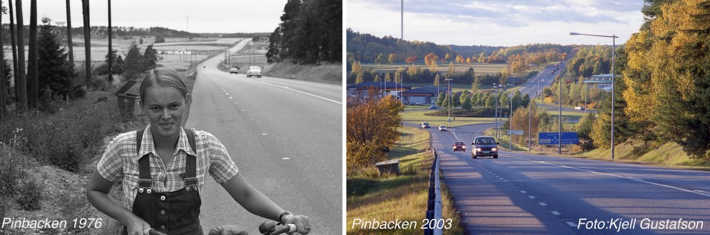 Pinbacken 1976-2003
